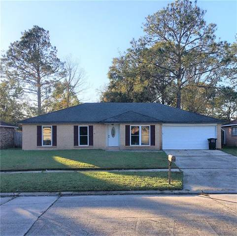 111 Nottingham Drive, Slidell, LA 70458 (MLS #2277764) :: Nola Northshore Real Estate