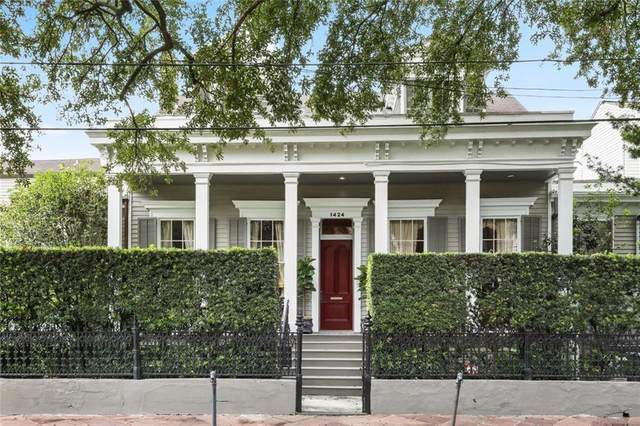 1424 Pleasant Street, New Orleans, LA 70115 (MLS #2277792) :: Robin Realty