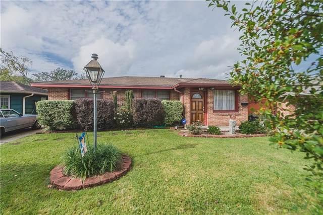 424 Stratford Drive, Harahan, LA 70123 (MLS #2277815) :: Turner Real Estate Group