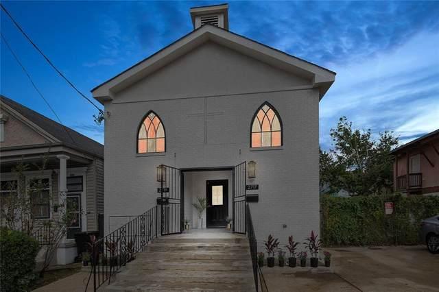 2717 19 Amelia Street, New Orleans, LA 70115 (MLS #2277825) :: Turner Real Estate Group