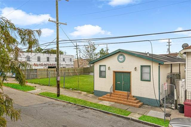 2810 Martin L King Boulevard, New Orleans, LA 70113 (MLS #2277915) :: Nola Northshore Real Estate