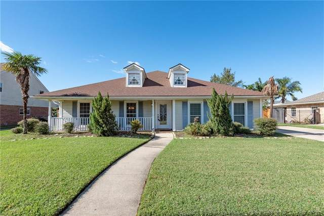 15 Olympic Street, Kenner, LA 70065 (MLS #2277930) :: Top Agent Realty