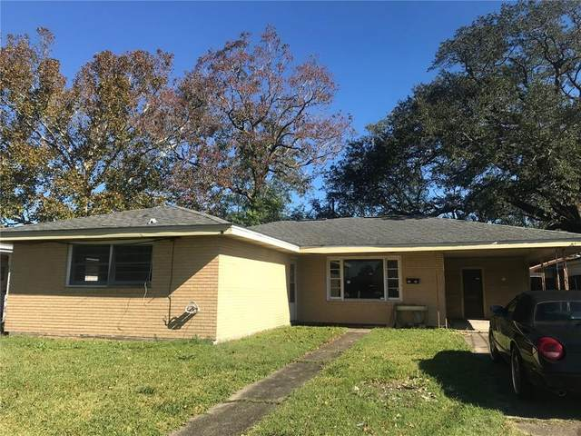 1713 Thomas Street, Gretna, LA 70053 (MLS #2277937) :: The Sibley Group