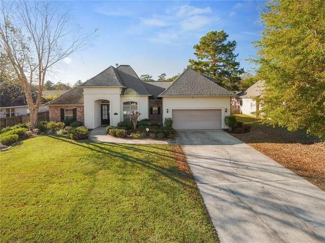 188 Golden Meadow Drive, Covington, LA 70433 (MLS #2277963) :: Nola Northshore Real Estate