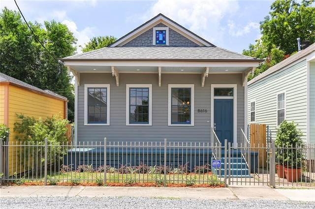 8616 Jeannette Street, New Orleans, LA 70118 (MLS #2277982) :: The Sibley Group