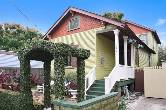 819 Eliza Street, New Orleans, LA 70114 (MLS #2278003) :: Reese & Co. Real Estate