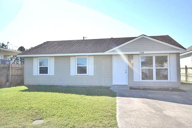 105 Blanche Drive, Avondale, LA 70094 (MLS #2278021) :: Nola Northshore Real Estate