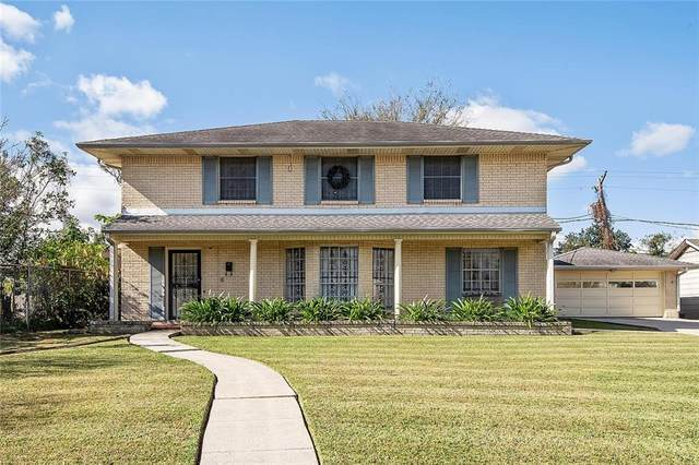 2555 Holiday Drive, New Orleans, LA 70131 (MLS #2278120) :: The Sibley Group