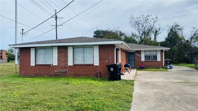 4943-45 Bonita Drive, New Orleans, LA 70126 (MLS #2278244) :: Amanda Miller Realty
