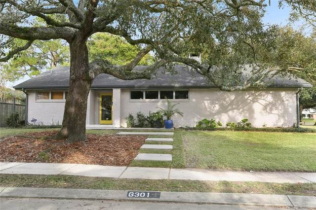 6301 Perlita Drive, New Orleans, LA 70122 (MLS #2278305) :: The Sibley Group