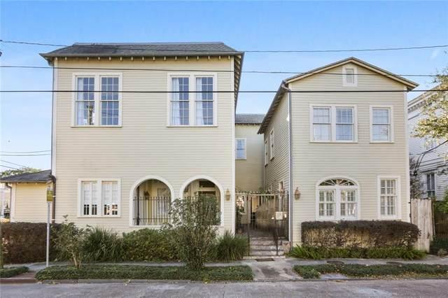 1002 Jackson Avenue J, New Orleans, LA 70130 (MLS #2278336) :: Reese & Co. Real Estate