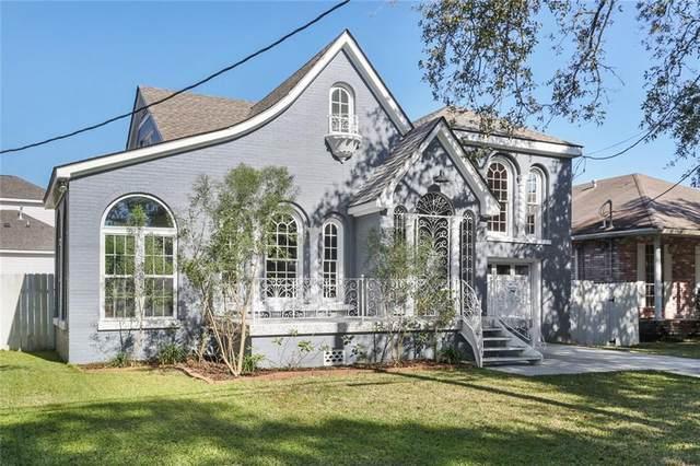 2047 Mirabeau Avenue, New Orleans, LA 70122 (MLS #2278345) :: Nola Northshore Real Estate