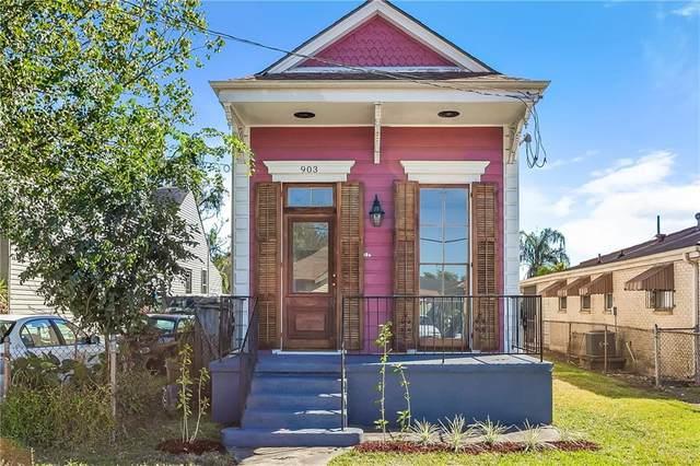 903 St. Maurice Avenue, New Orleans, LA 70117 (MLS #2278398) :: Crescent City Living LLC