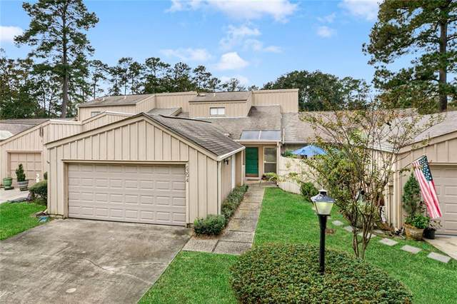 630 N Beau Chene Drive #4, Mandeville, LA 70471 (MLS #2278408) :: Turner Real Estate Group
