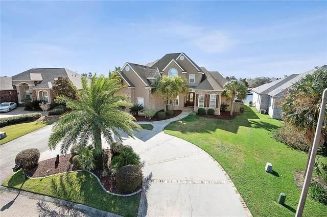 124 Lighthouse Point, Slidell, LA 70458 (MLS #2278513) :: Nola Northshore Real Estate
