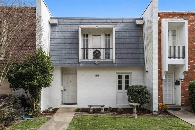 873 Martin Behrman Avenue, Metairie, LA 70005 (MLS #2278518) :: Parkway Realty