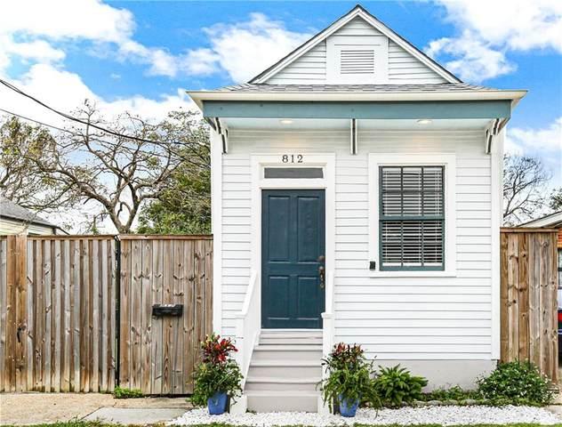 812 Delery Street, New Orleans, LA 70117 (MLS #2278598) :: Crescent City Living LLC