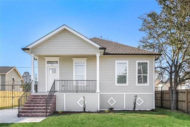 80 Old Hickory Avenue, Chalmette, LA 70043 (MLS #2278657) :: Parkway Realty