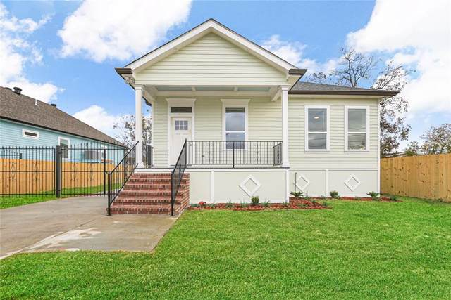 53 Old Hickory Avenue, Chalmette, LA 70043 (MLS #2278661) :: Nola Northshore Real Estate