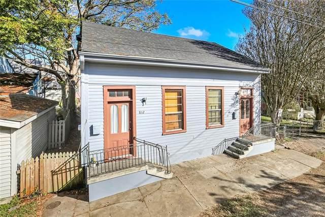 812-14 Eliza Street, New Orleans, LA 70114 (MLS #2278674) :: Reese & Co. Real Estate