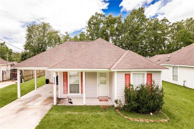 1701 N Cedar Avenue, Gonzales, LA 70737 (MLS #2278782) :: Reese & Co. Real Estate
