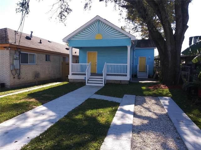 2442 Gladiolus Street, New Orleans, LA 70122 (MLS #2278785) :: Top Agent Realty