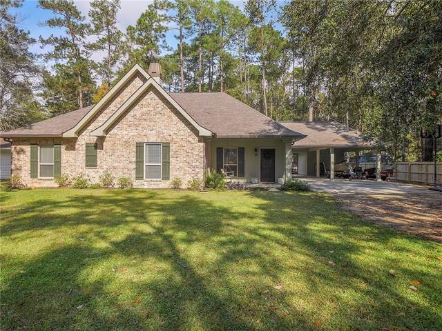 99 Jasmine Drive, Covington, LA 70433 (MLS #2278896) :: The Sibley Group