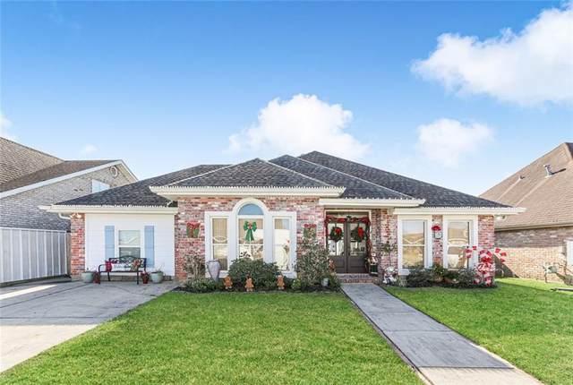 4508 Colony Drive, Meraux, LA 70075 (MLS #2278909) :: Nola Northshore Real Estate
