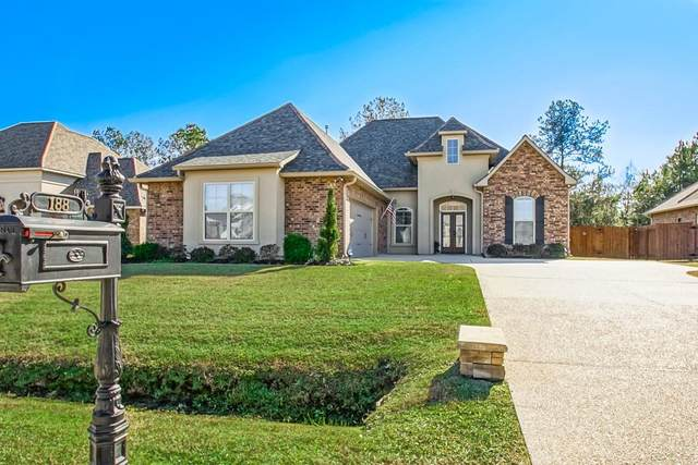 188 South Verona Drive, Covington, LA 70433 (MLS #2278918) :: Nola Northshore Real Estate