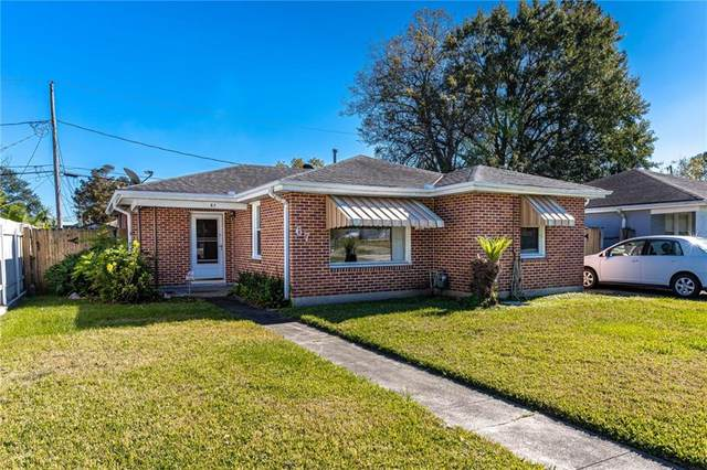67 Cochrane Drive, Chalmette, LA 70043 (MLS #2278954) :: Nola Northshore Real Estate