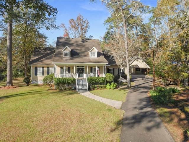 211 Mimosa Circle, Mandeville, LA 70471 (MLS #2279047) :: Nola Northshore Real Estate