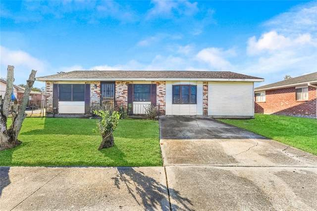 3013 Mount Kennedy Drive, Marrero, LA 70072 (MLS #2279077) :: Nola Northshore Real Estate