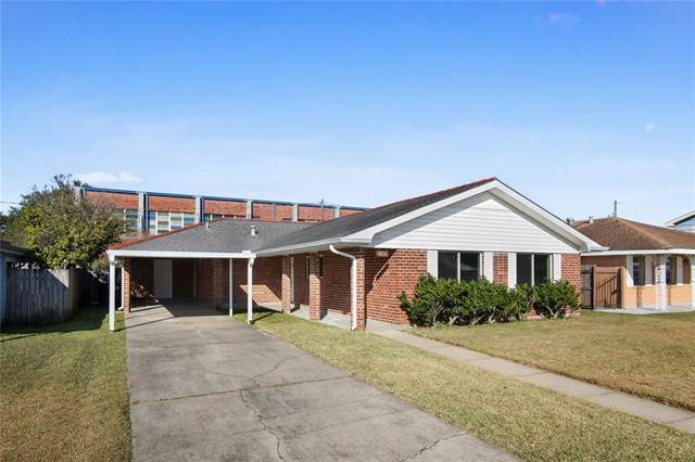 4818 Ken Court, New Orleans, LA 70131 (MLS #2279203) :: The Sibley Group