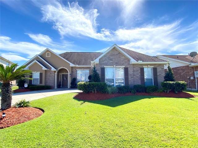 2571 Blue Bird Circle, Marrero, LA 70072 (MLS #2279336) :: Nola Northshore Real Estate