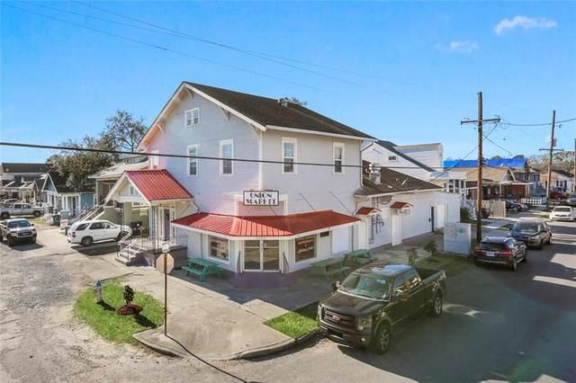 4200 D'hemecourt Street, New Orleans, LA 70119 (MLS #2279346) :: Reese & Co. Real Estate