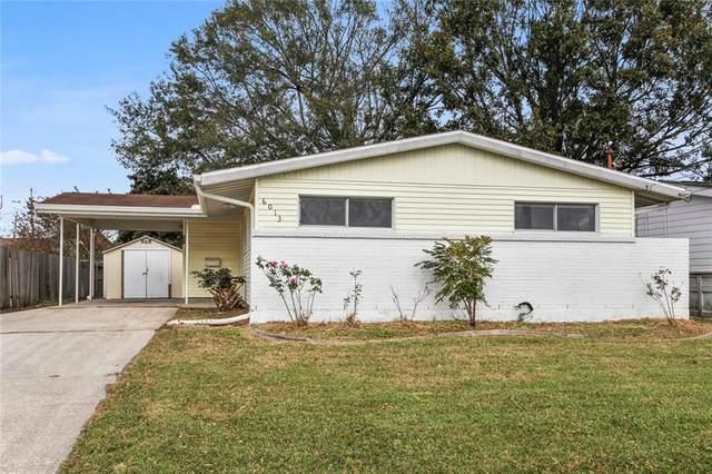 6013 Loraine Street, Metairie, LA 70003 (MLS #2279477) :: Nola Northshore Real Estate