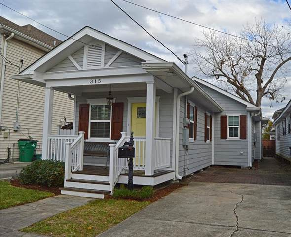 315 Papworth Avenue, Metairie, LA 70005 (MLS #2279484) :: Nola Northshore Real Estate