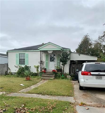 516 Thirba Street, Metairie, LA 70003 (MLS #2279508) :: Reese & Co. Real Estate