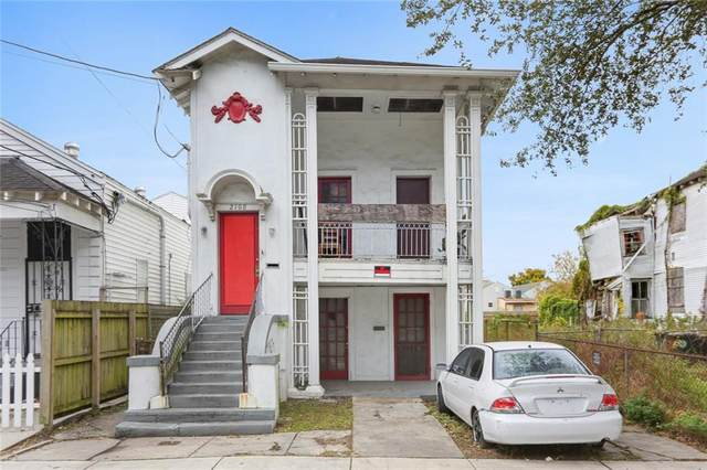 2108 Louisiana Avenue, New Orleans, LA 70115 (MLS #2279533) :: Top Agent Realty