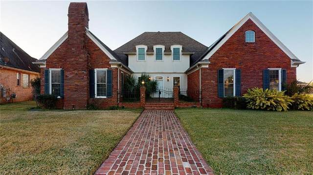 5731 Eastover Drive, New Orleans, LA 70128 (MLS #2279575) :: The Sibley Group