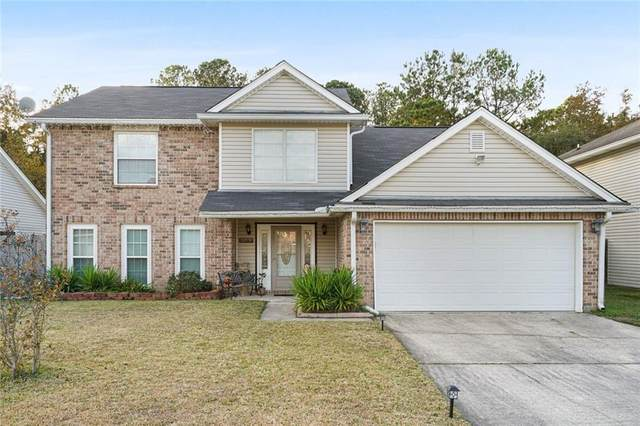 1249 Kings Row Drive, Slidell, LA 70461 (MLS #2279630) :: Nola Northshore Real Estate