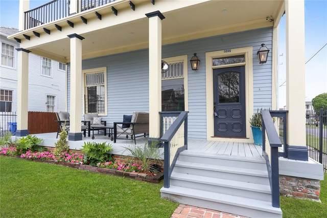 2201 General Taylor Street, New Orleans, LA 70115 (MLS #2279725) :: Crescent City Living LLC