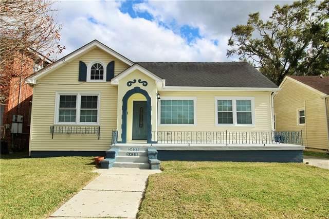 5437-39 Vermillion Boulevard, New Orleans, LA 70122 (MLS #2279727) :: Nola Northshore Real Estate