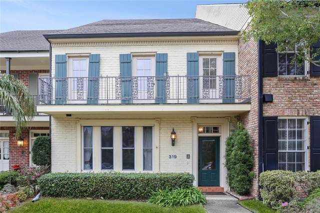 319 Rue St Ann Drive, Metairie, LA 70005 (MLS #2279813) :: The Sibley Group