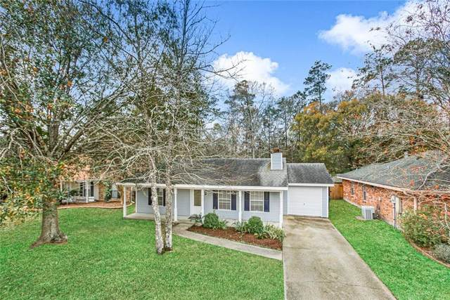 137 Kelly Drive, Slidell, LA 70458 (MLS #2279866) :: The Sibley Group