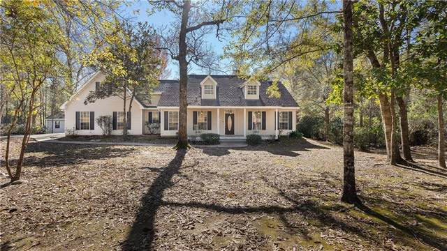 100 Old Creek Drive, Folsom, LA 70437 (MLS #2279915) :: Turner Real Estate Group