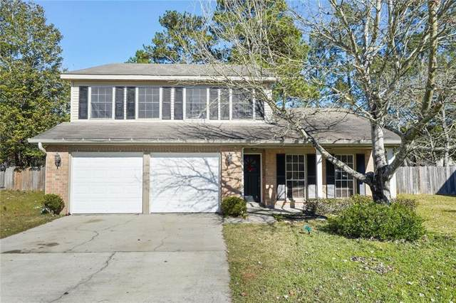 109 Boxwood Drive, Slidell, LA 70461 (MLS #2279935) :: Top Agent Realty