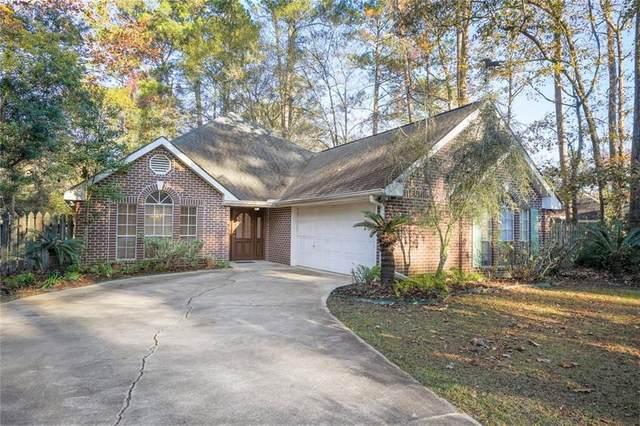 709 Plantation Drive, Mandeville, LA 70448 (MLS #2279986) :: The Sibley Group