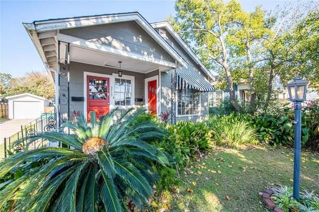 3713 Derbigny Street, Metairie, LA 70001 (MLS #2279992) :: The Sibley Group