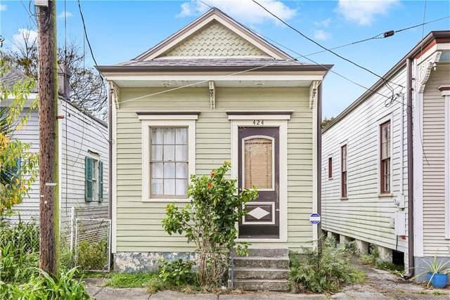 424 Tricou Street, New Orleans, LA 70117 (MLS #2280001) :: Crescent City Living LLC